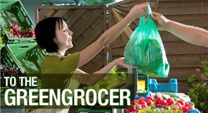 To The Greengrocer
