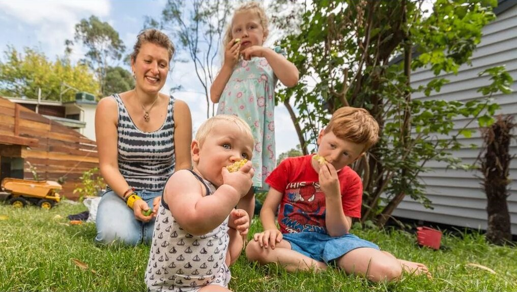 Australian toddlers aren't eating enough healthy food