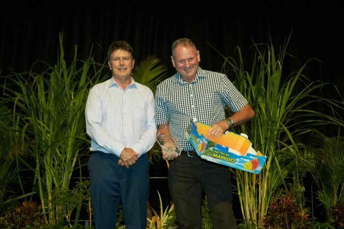 Mango box that transformed Australia's fresh produce industry wins innovation award