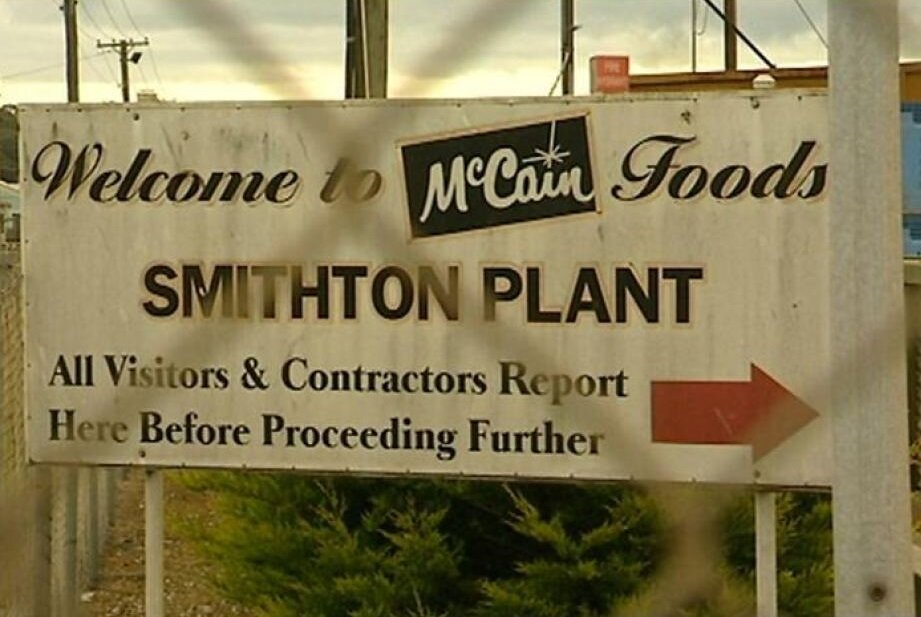 ACCC investigates McCain Foods over allegations of 'misleading or deceptive' dealings with growers